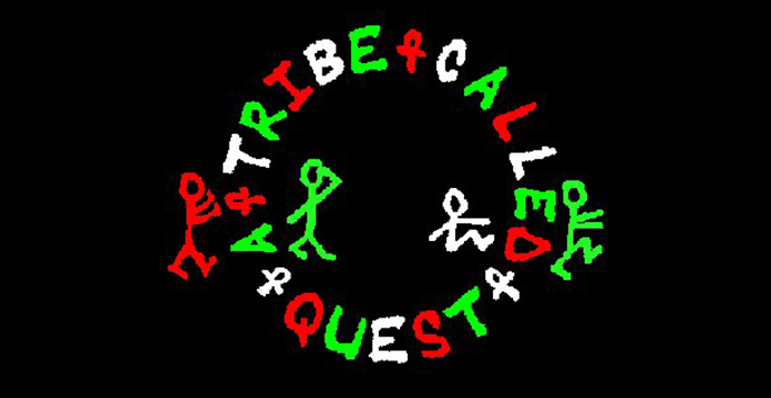 Tribe Called Quest Logo