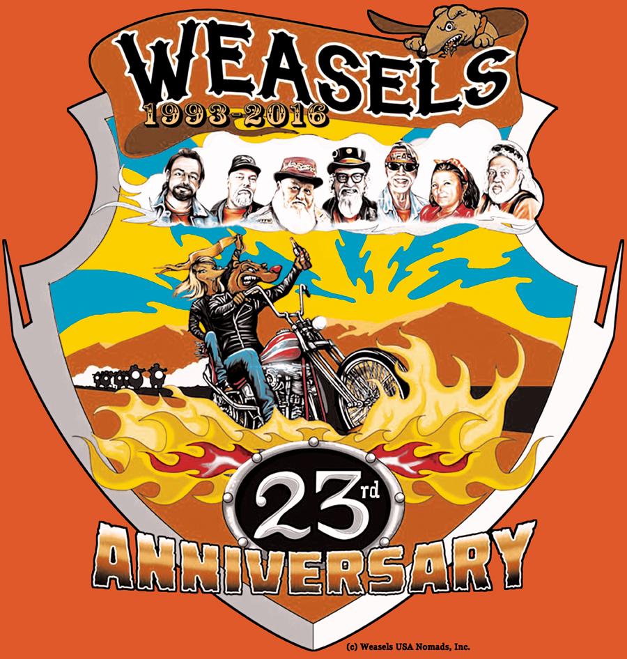 Weasels USA Design